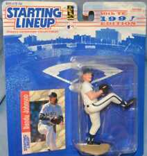 Seattle Mariners Randy Johnson 1997 Starting Lineup Sports Superstar Collectible