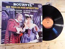 BOURVIL SES MEILLEURS OPERETTES LP VINYLE EX COVER EX ORIGINAL 1974