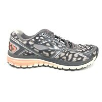 Brooks Ghost DNA 8th Running Shoes Womens Size 8 Leopard Cheetah NO INSOLES