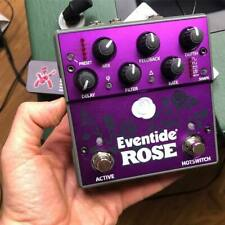 Eventide Rose Delay Effect Pedal for Guitar / Bass *used* comes with box