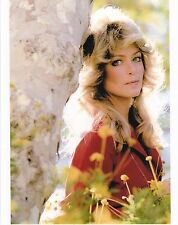 FARRAH FAWCETT RARE 8X10 CHARLIES ANGELS PHOTO #218