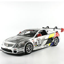 ORIGINAL MODEL,1:18 Cadillac CTS-V Coupe GT3 O'Connell 2012 SCCA racing