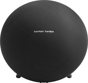 Harman Kardon Onyx Studio 4 Portable Bluetooth Speaker - Black  (HKOS4BLKAM)