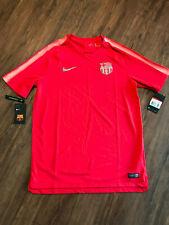 Nike FC Barcelona Fussball Shirt   Neu   Nike   Orange   Größe L