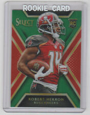 ROBERT HERRON 2014 Select GREEN PRIZM REFRACTOR #172 SP RC #5/5 SSP NON AUTO