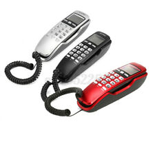 Wall Mount /Table Corded Phone Telephone Home Office Hotel Desktop Caller ID
