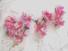 Unbranded Cherry Blossom Dried & Artificial Flower Garlands