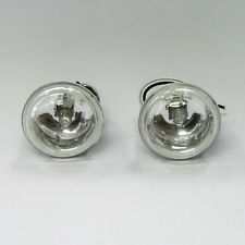 60mm Universal 12v Fog Spot Lights Lamps Car Van 12v H3 55w