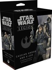 Cassian Andor and K-2SO Commander Expansion Star Wars: Legion FFG NIB