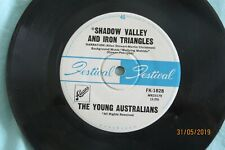 The Young Australians - Shadow Valley... - 1967 Festival 45