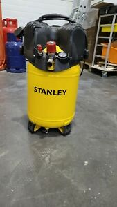 Stanley  24L 1.5 hp 10 bar air compressor lightly used excellent condition