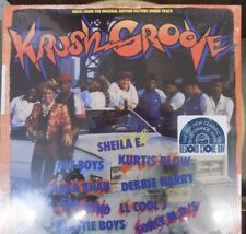 KRUSH GROOVE SOUNDTRACK Lp RECORD STORE DAY RSD 2018 COLORED VINYL