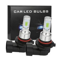 2x 9005 HB3 LED Headlights Bulbs  High/Low Beam 100W 4000LM 8000K Blue