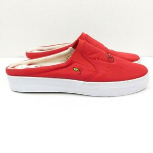 KEDS GRASSHOPPERS Red Hat Society Sneakers  7.5 (CD1)