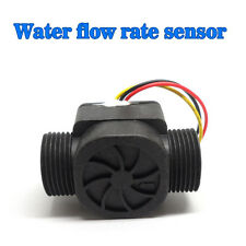 (EU) Flowmeter Gas Water Heater Water Flow Sensor Fluid Flowmeter Switch