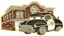 Disney Pin: DisneyShopping.com - Cars - Sheriff (LE 250)