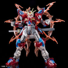 【Event Limited】 HG 1/144 Kamiki Burning Gundam [Plus Husky Particle Clear] F/S
