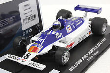 FLY 055303 WILLIAMS FW07 ELISEO SALAZAR AURORA AFX 1980 NEW 1/32 SLOT CAR