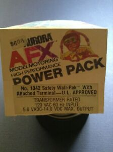AFX-Aurora Safety Wall Pack with Attached Terminal In Original Box