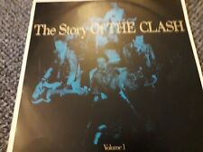 The Story of the Clash  Vinyl Record