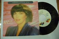 "MIRELLE MATHIEU""DONNE SENZA ETA'-disco 45 giri G&G Italy 1988"""