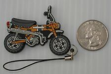 Honda CT70 Trail 70 Key Chain/Fob Candy Gold