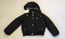 ENERGIE BOYS PUFFER BOMBER JACKET BLACK AGE 6, 8 RRP £99 NOW £25 EACH
