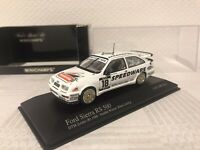 Minichamps 1:43 Ford Sierra Cosworth RS 500 Speedware  1 of 1.680 DTM 88 Ludwig