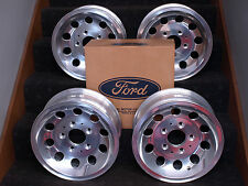 NOS OEM FORD TRUCK BRONCO 1965-96 F100-150 ALUMINUM WHEELS PACE TRUCK FREE WHEEL