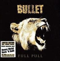 BULLET ‎– FULL PULL LIMITED EDITION CD INCLUDES BONUS TRACK (NEW/SEALED)