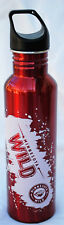 More details for minnesota wild 26-ounce screw top stainless steel water bottle