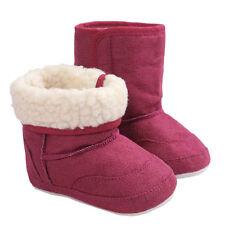 Baby Soft Crib Sole Warm Snow Boots Toddler Newborn Grils Boys Anti-slip Shoes