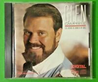 GLEN CAMPBELL - Still Within The Sound Of My Voice (CD - 1987, Japan Import)