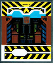TRANSFORMERS GENERATION 1, G1 AUTOBOT HOIST REPRO LABELS / STICKERS