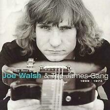 Joe Walsh The Best Of Joe Walsh And The James Gang (1969-1974) CD Gift Idea NEW