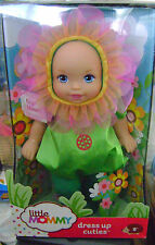 Fisher Price Little Mommy Dress Up Cuties Spring Flower First Bloom *New*