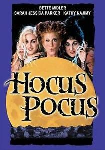 Hocus Pocus DVD Kenny Ortega(DIR) 1993