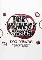 WINERY DOGS-DOG YEARS - LIVE IN SANTIAGO & BEYOND-JAPAN DVD+CD