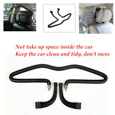 Car Seat Headrest Clothes Hanger Stainless Steel Coat Holder Rack 16.40 Ounces