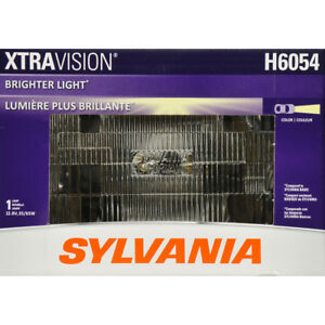 Headlight Bulb-Hatchback Sylvania H6054XV.BX