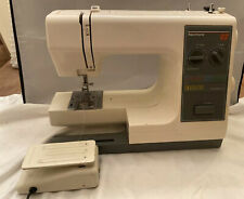Kenmore 22 Stitch Sewing Machine 385 Tested Missing Storage Compartment Piece