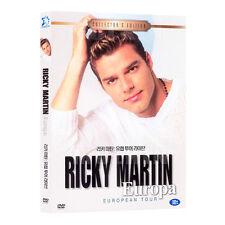 Ricky Martin - Europa (European Tour) DVD - (*New *Sealed *All Region)