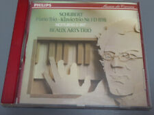 BEAUX ARTS TRIO <  Schubert - Piano Trio / Notturno  > VG++ (CD)
