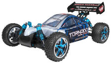 Redcat Racing Tornado EPX Pro 1/10 Scale Brushless Buggy 4X4 2.4GHz RC Car Blue