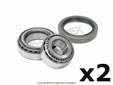 Mercedes w140 FRONT LEFT AND RIGHT Wheel Bearing Kit Set of 2 SKF OEM +WARRANTY
