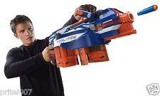 NUOVO Nerf N-Strike Elite GRANDINE INCENDIO BLASTER PISTOLA * Free 24 Freccette Elite * Bambini Giocattoli