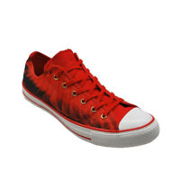 Womens Converse All Star Printed Chuck Taylor Low Trainers Shoes Canvas Pumps...