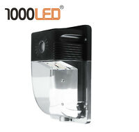 1000LED LED Wall Pack Light 20W Photocell Dusk to Dawn Security Light AC110-277V