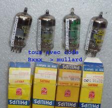 ecf86   ecf 86          lot  4 lamp   neuf