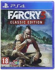 PS4-Far Cry 3 HD /PS4 (UK IMPORT) GAME NEW